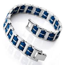 men rubber bracelet images Jblue men 39 s silver stainless steel bangle bracelet jpg