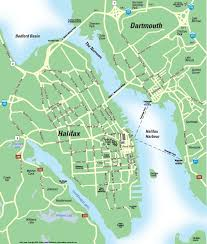 Local Map Map Of Canada Regional City In The Wolrd