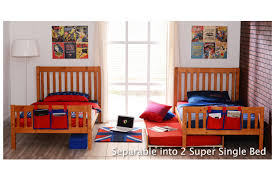 youth bunk bed with trundle