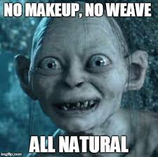 Weave Memes - gollum meme imgflip