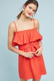 orange dress orange dresses dresses for women anthropologie