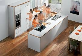 feng shui home step 8 ergonomic kitchen triangles