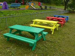 Recycled Plastic Benches For Schools Kedel Library Trade