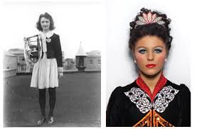 hairstyles for an irish dancing feis what s up with those irish dancing costumes the new york times