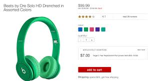 beats solo 2 wireless black friday target beats headphones solo hd drenched on ears 100 reg 139