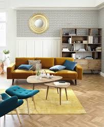maison canapé fauteuils et canapés en velours sélection canapé en velours les