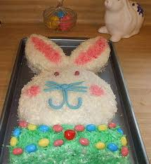 Decorating Easter Bunny Cake by Super Cute U0026 Easy Easter Bunny Cake Recipe Cafemom