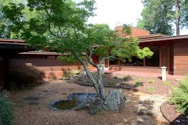 Usonian House Alabama U0027s Only Frank Lloyd Wright Home Houses History Alabama