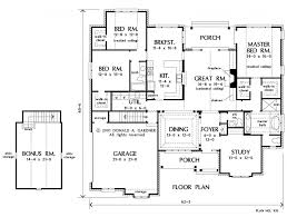 exle of floor plan drawing layout plan for house construction