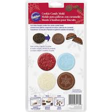 Chocolate Covered Oreo Cookie Molds And Boxes Wilton Snowflake Decorating Oreo Cookie Molds Amazon Ca Home
