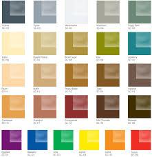 concrete colour solutions colour chart internal concrete