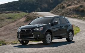 mitsubishi rvr 2015 black any other urban suv models out there besides nissan juke and