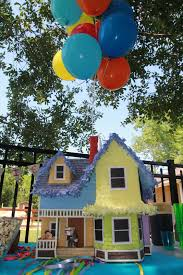 themed pinata disney up house pinata complete with 3d characters s 1st