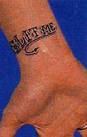 dumbest rappers tattoos genius