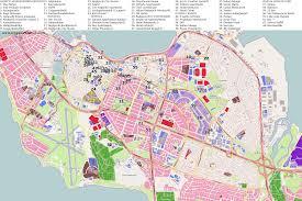 City Of Phoenix Map City Maps Reykjavik