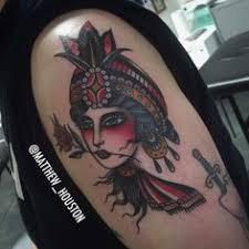 gypsy tattoo by lazlopanoflakks on deviantart tattoo gypsy