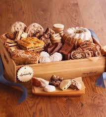 bakery basket sympathy bakery gift basket sympathy gift baskets harry david