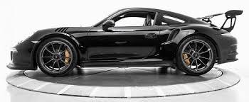 porsche 911 black porsche exclusive paint to sle black 911 gt3 rs for sale at