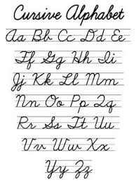 z in handwriting cursive alphabet letter templates in uppercase