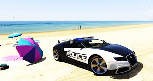 car bugatti bugatti adder police lspd gta5 mods com