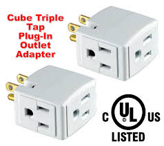 3 outlets surge protectors and power strips ebay