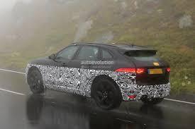 jaguar electric suv spied f pace design cues galore autoevolution