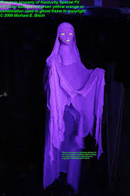 purple lady halloween ghost prop in the halloween ghost