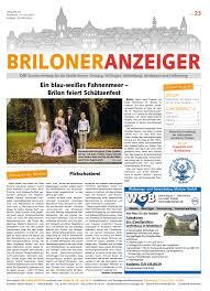 Mvz Bad Fredeburg Medebacher Anzeiger Ausgabe Vom 19 07 2017 Nr 27 By Brilon