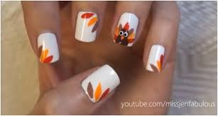 top 10 diy gobbler nail art to gobble up top inspired