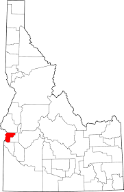 Blank Map Of Canada With Capital Cities by Payette County Idaho Wikipedia