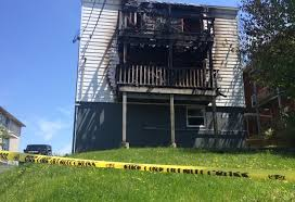 canadian homes major fire at halifax apartment building forces 19 people from