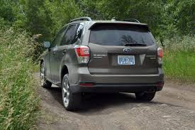 subaru forester touring 2017 subaru forester 2 5i review autoguide com news