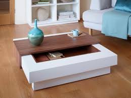Buy A Coffee Table Contemporary Coffee Table With Storage In Matt Or Matt White