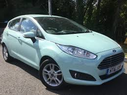 used ford fiesta zetec green cars for sale motors co uk