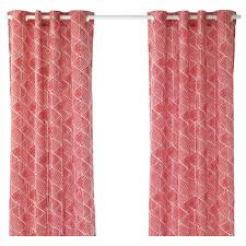 Ikea Curtains Vivan by Ikea Pair Medium Red Velvet Curtains Ikea Size Of And Panels Multi
