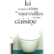 stickers texte cuisine stickers muraux buanderie avec stickers muraux citations sticker