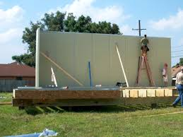 structural insulated panel home kits day 3 u2013 ssip wall installation u2013
