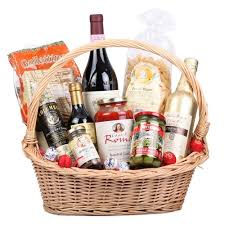 italian gift baskets italian gift basket deluca s market