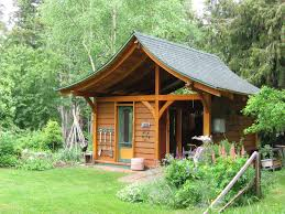 beautifull garden sheds ideas to keep any of your gardening stuffs