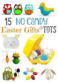 easter candy for toddlers no candy easter basket gift ideas for toddlers and preschoolers