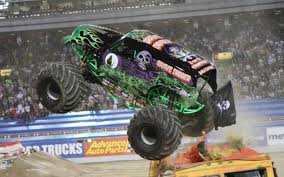 picture of grave digger monster truck monster jam monster trucks ford idaho center feb 3 and 4