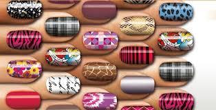 nail polish strips that work sally hansen nail effects strips i