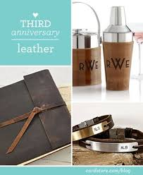 third anniversary gift ideas awesome anniversary gifts by year the 10 years wedding