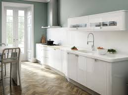 exemple de cuisine moderne couleur peinture cuisine 66 idées fantastiques