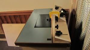 Building A Router Table by Homemade Router Table Storage By Venskeartz Lumberjocks Com