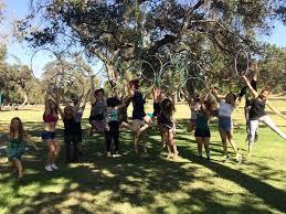 los angeles hoop classes with hoopalicious hoop revolution eco