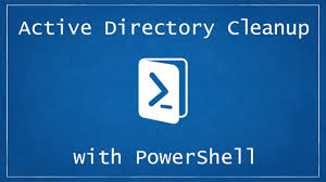 powershell quote list cleanup active directory with powershell