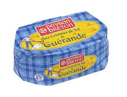 composition du sel de cuisine beurre salé aux cristaux de sel de guérande beurre paysan breton