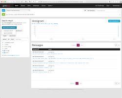 Open Table Widget Create Your Dashboard U2014 Graylog 2 3 0 Documentation