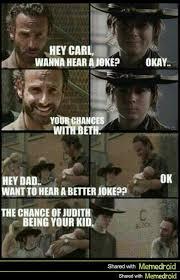 Walking Dead Rick Meme - 9172beab0b66c9fb78d44b260583615c jpg 544纓847 pixels dinners